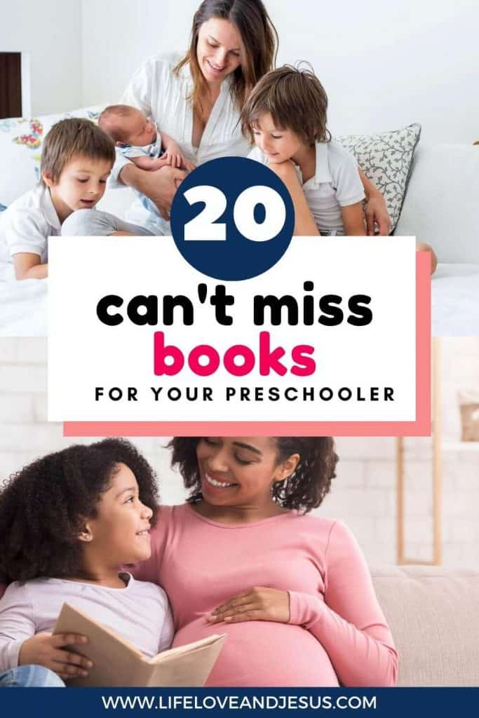 moms and children reading
