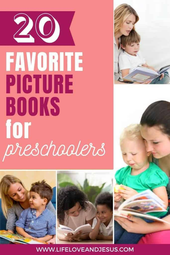 multiple images of parents reading with children