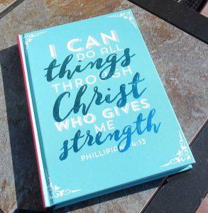 Faith Journal or Prayer Journal