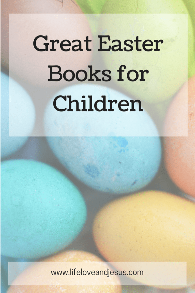 great Easter books for children