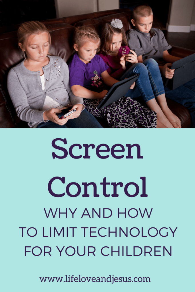 screen control how and why