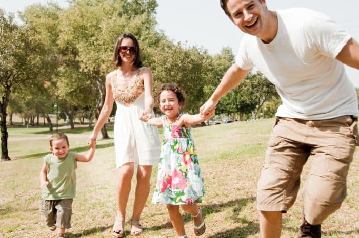make summer memories in the park