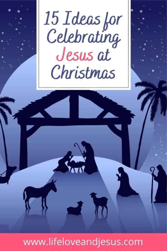 nativity celebrate Jesus