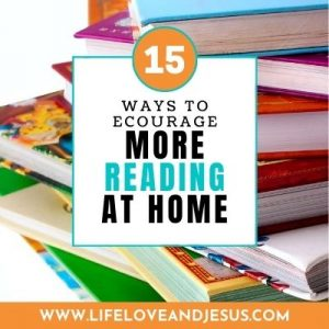 encourage reading at home