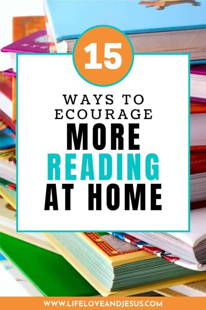 encourage more reading at home