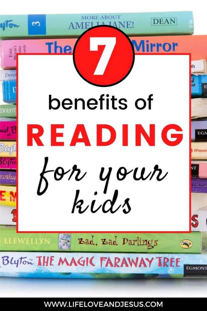 7 Benefits of reading