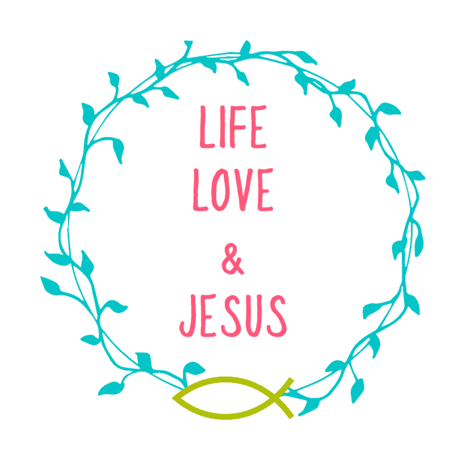 live love and jesus