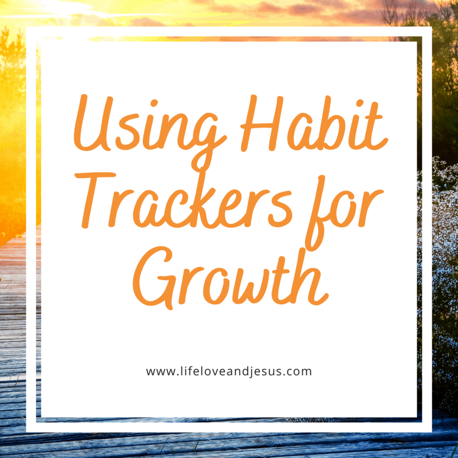 habit trackers for growth