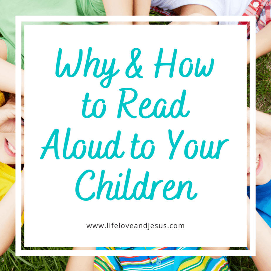 why and how to read aloud