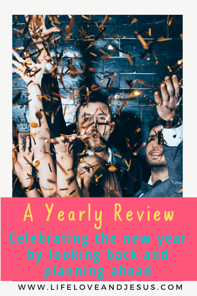 A Yearly review and why you should do one