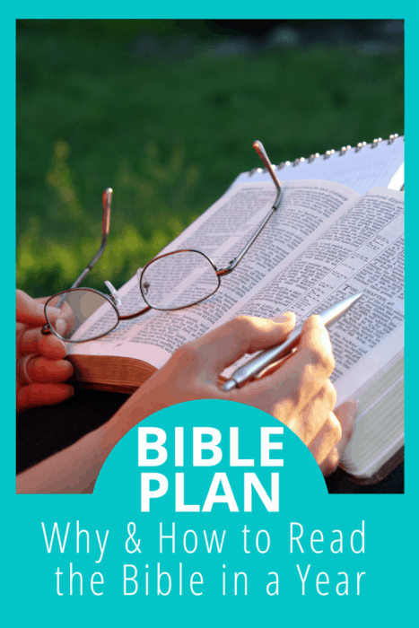 Annual Bible Reading Plan