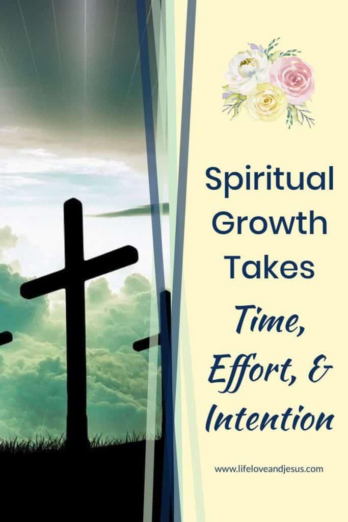 habits for spiritual growth