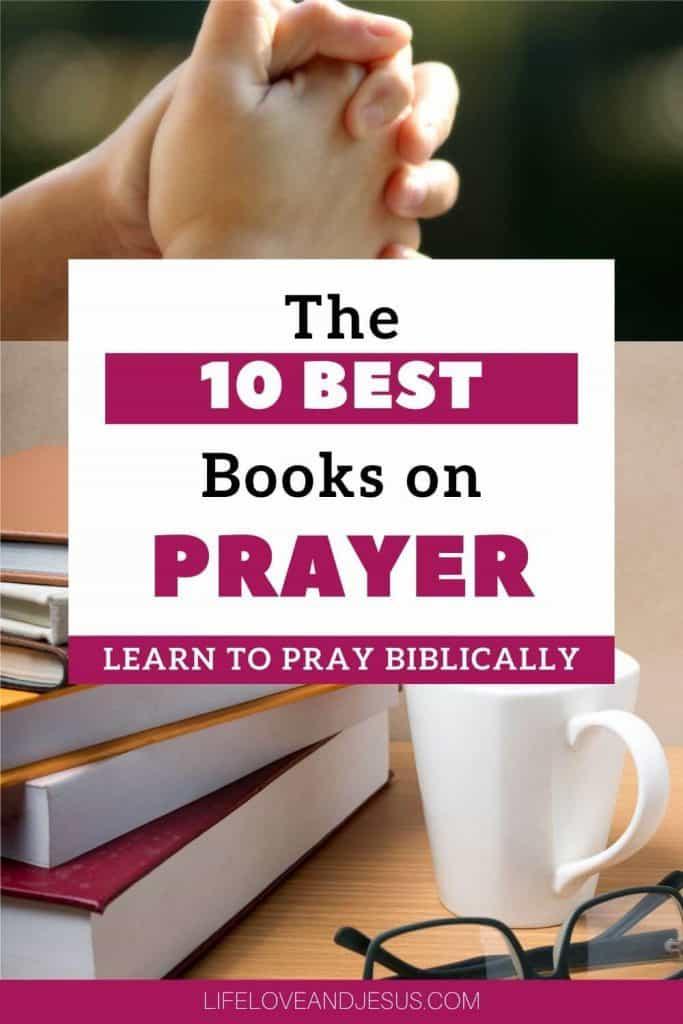best books on prayer