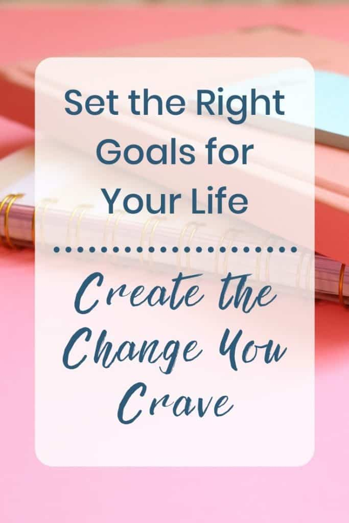 steps in the goal setting process