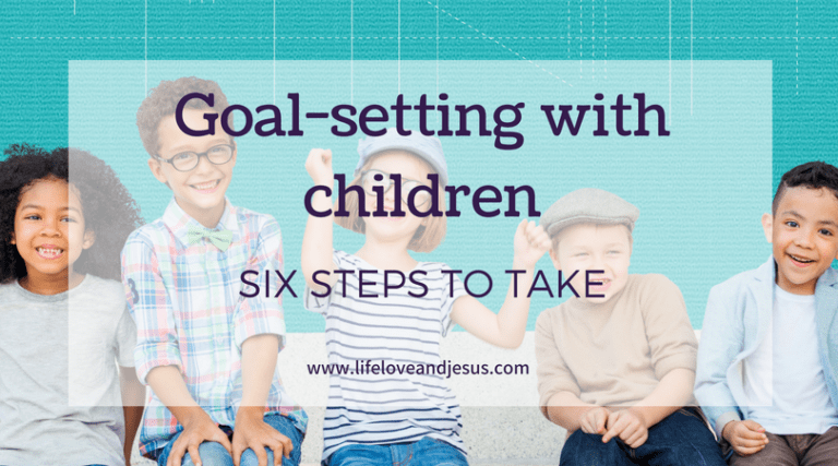 Goal-Setting for a New School Year