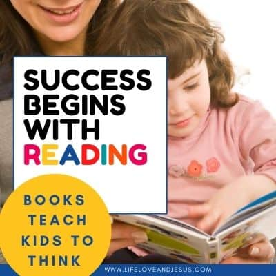 success begin with reading