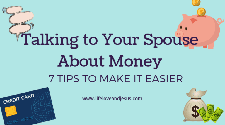 Talking to Your Spouse About Finances | How to Make It Easier